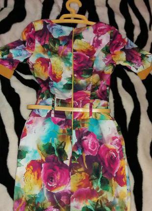 Шикарне плаття - сарафан