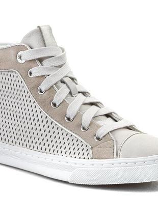 Оригинал новые кожаные ботинки geox donna new club 40 р.