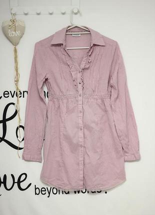 Блуза рубашка туника