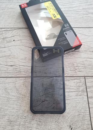 Чехол under armour verge для iphone xs max