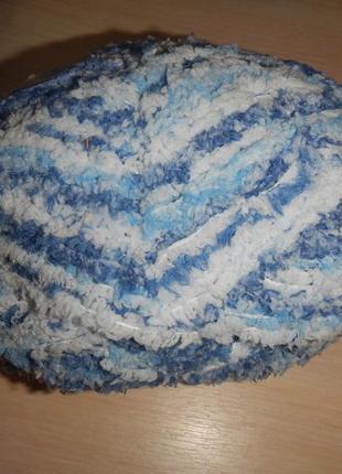 Плюшевые нитки пряжа в комплекте для вязания