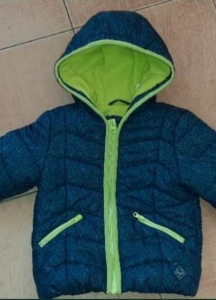 Куртка c&a 86см