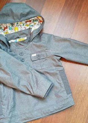 Куртка - плащик фірми tu