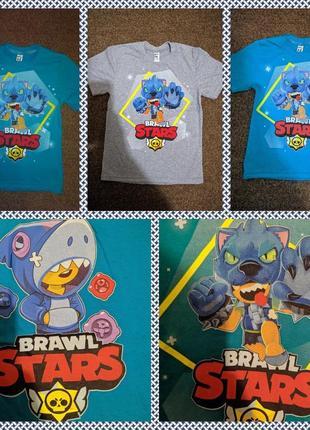 "Суперовые футболки ""brawl stars"""
