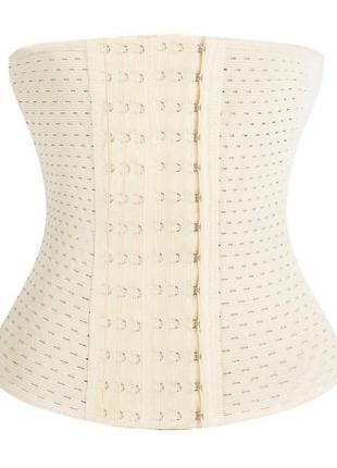Корсет послеродовой утяжка живота корректирующее белье пояс корсет бандаж  корсет