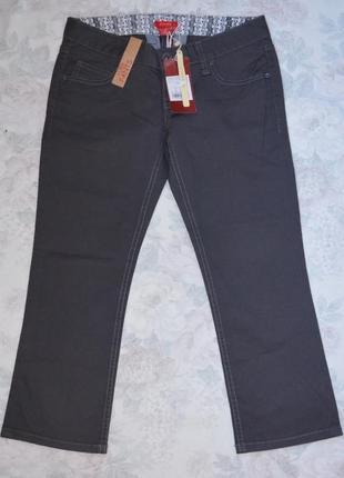 Бриджи/ укороченные брюки  6 размер