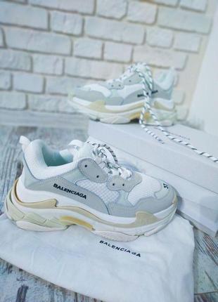 Balenciaga кроссовки кросівки puma 36,37,38,39,40 adidas nike reebok columbia