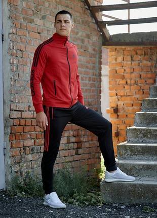 Огонь!!! мужские спортивные костюмы adidas.трикотаж.высшее качество.цвета