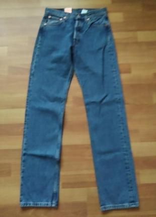 Нові джинсові штани брюки