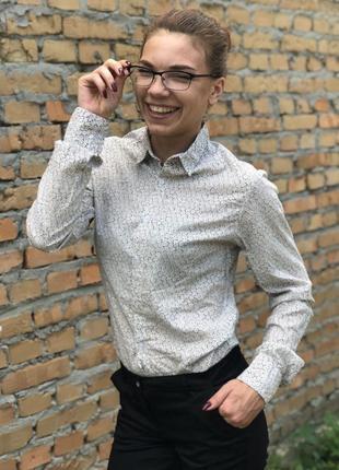 Стильная рубашка европейского качества, распродажа1 фото