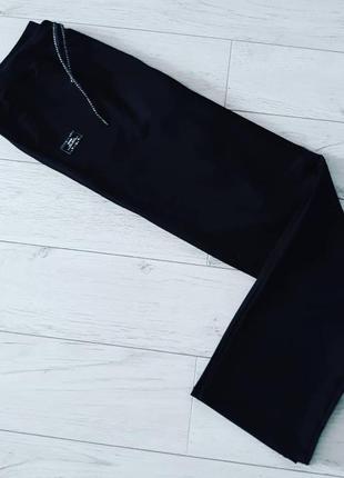 Женские спортивные брюки турецкий трикотаж двухнитка весна батал