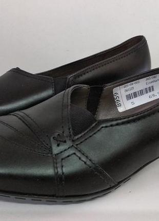 Туфли женские кожаные jenny (германия)