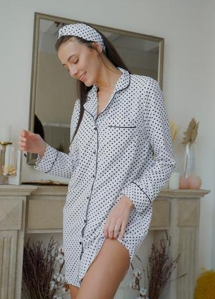 Рубашка пижама