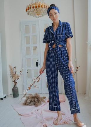Пижама со штанишками