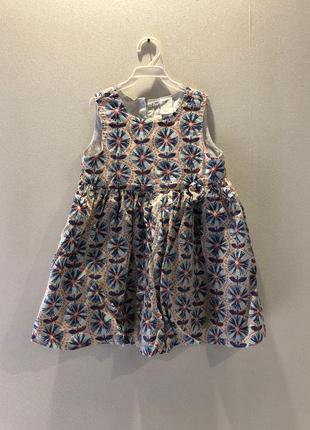 Платье 90 размер h&m