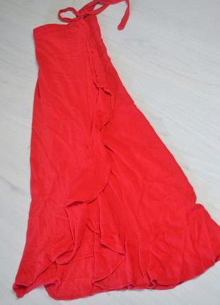 Шикарная юбка на запах
