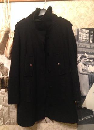 Крутое пальто демесизоное topshop