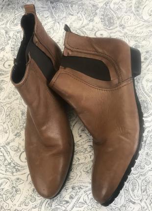 Ботинки davis gomma