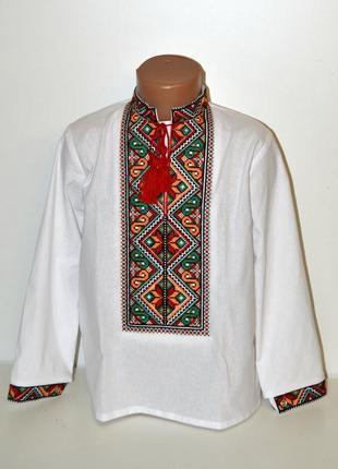 Вишиванка вышиванка сорочка з вишивкою для хлопчика 6 років