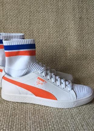 Кросівки оригінал puma clyde sock nyc 364948 04 розмір 43