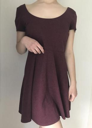 Коротке плаття платье