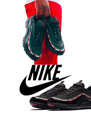 Мужские фирменные  кроссовки nike air max 97