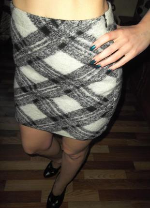 Теплая юбка concept club