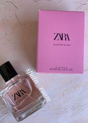 Духи zara blossom blush/парфуми/туалетная вода/туалетна вода/парфюм