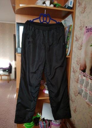 Продам тёплые зимние штаны на девушку 44-46р.