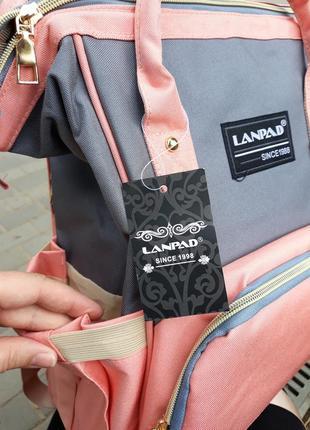 Сумка рюкзак органайзер для мамы, в разных расцветках.4 фото