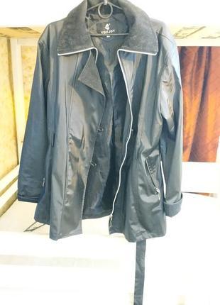 Курточка тренч