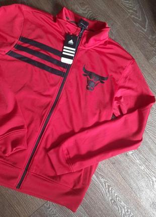 Мастерка спортивная кофта adidas