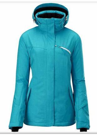 Salomon climapro женская утепленная мембранная куртка