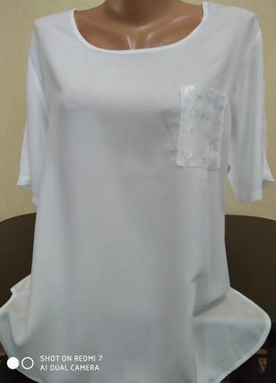 Легкая блуза
