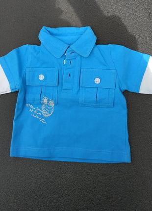 Реглан рубашка для мальчика