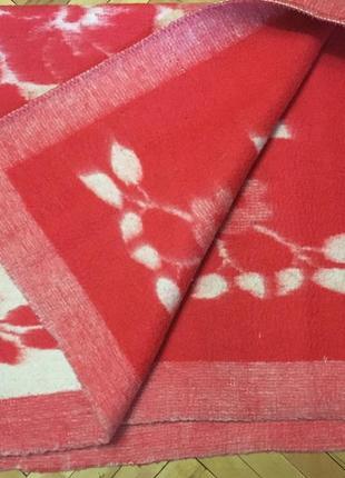 Одеяло шерстяное 140*180 см