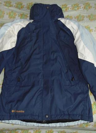 Теплая куртка-парка columbia