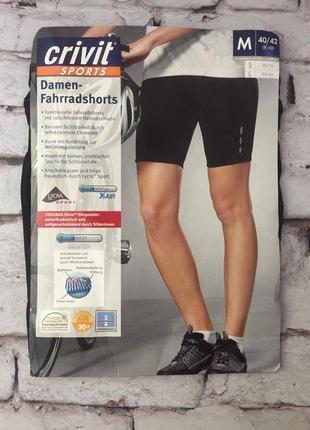 Велосипедные шорты с памперсом велосипедки размер м