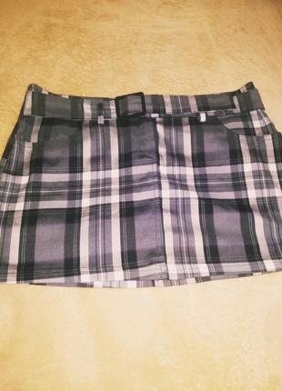 Міні юбка-1 фото