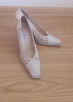 Туфли итальянские loriblu