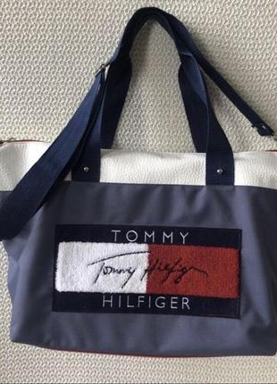 Tommy hilfiger сумка