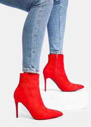 Красные ботиночки!!!