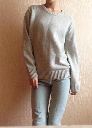 Очень теплый приятный свитерок reserved