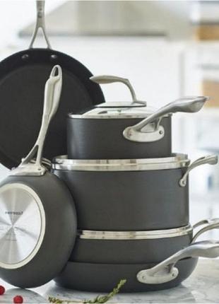 "Набор посуди от шефа"" ""прованс"" с покрытием eterna,tupperware"