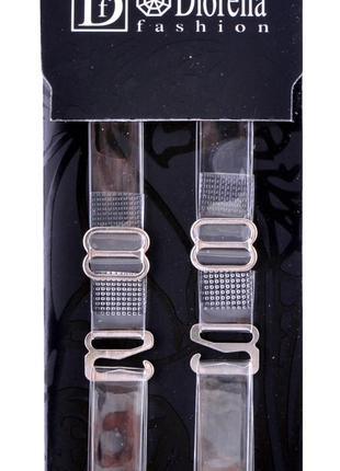 Бретельки силиконовые для бюстгальтеров