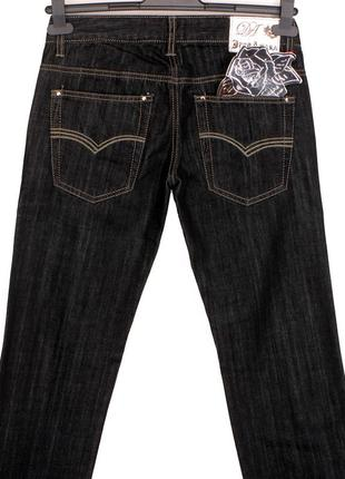 Donnamara италия джинсы р 28/32 (42it/s) прямые штаны узкие брюки распродажа