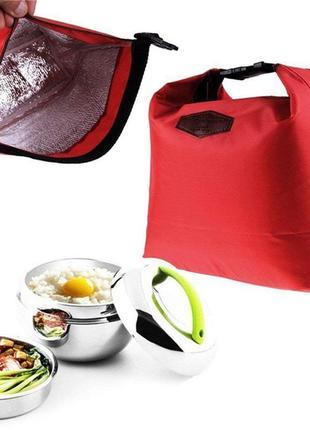 Сумка-термос для ланча (обеда) easy to carry от iconic