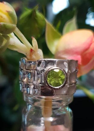 Кольцо серебрянное 925 проба оригинал zarina