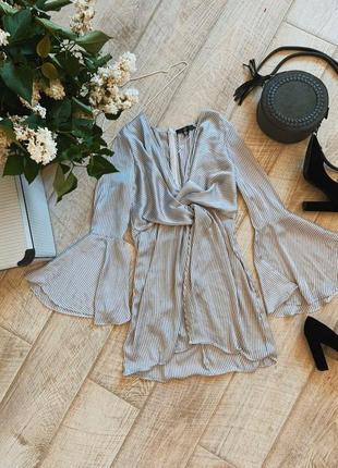 Шикарное летнее платье missguided