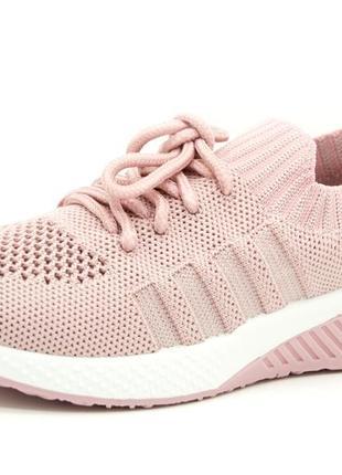 Кроссовки для девочек розовый размеры: 31,32,33,34,35,36